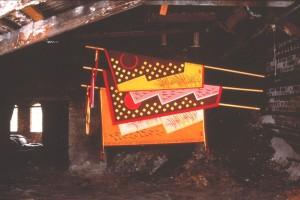 1985 Høstlig hilsen Klevfos beh